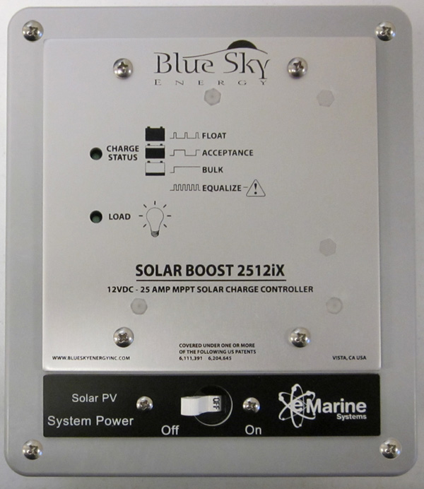Blue Sky 2512 - 25A Charge Controller