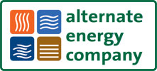Alternate Energy Company Logo