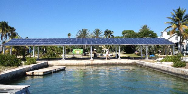Pigion Key Solar PV Installation