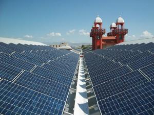 Solar PV System Port Prince Haiti