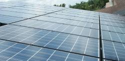 Solar PV Array In Parkland Fl