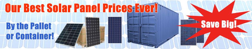Solar Bargains
