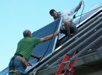 roof-solar-panel-installation