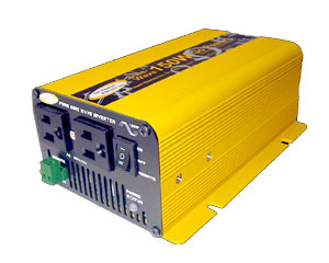Go Power 150 Watt 12V Off-Grid Battery Inverters