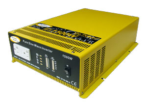 Go Power 1500 Watt 12V Sine Wave Inverter