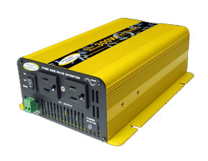 Go Power 300 Watt 12V Sine Wave Off-Grid Battery Inverters