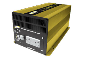 Go Power 3000 Watt 12V Sine Wave Inverter