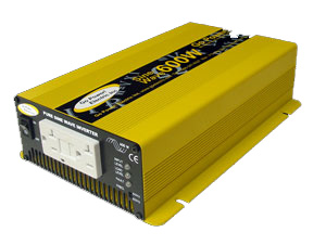 Go Power 600 Watt 12V Sine Wave Inverter