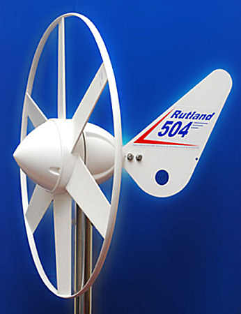Rutland 504 80 Watt Wind Turbine