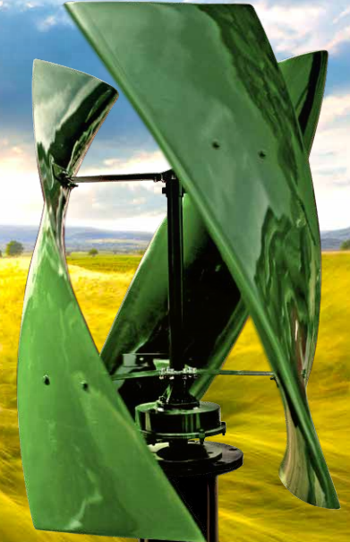 Urban Green Energy Hoyi 200W Wind Turbine