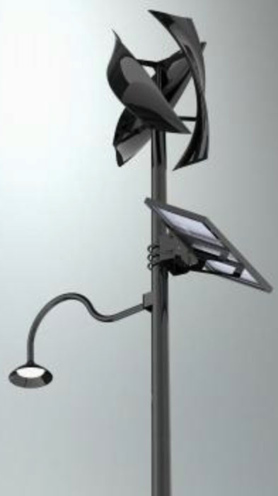 Street Lamps Charging Stations Alternate Energy Company