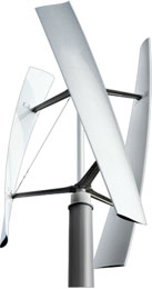 Urban Green Energy UGE 9M - 14,500kWh/yr Wind Turbine